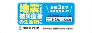 地震に備える保険